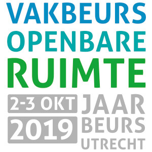 logo vakbeurs openbare ruimte 2019