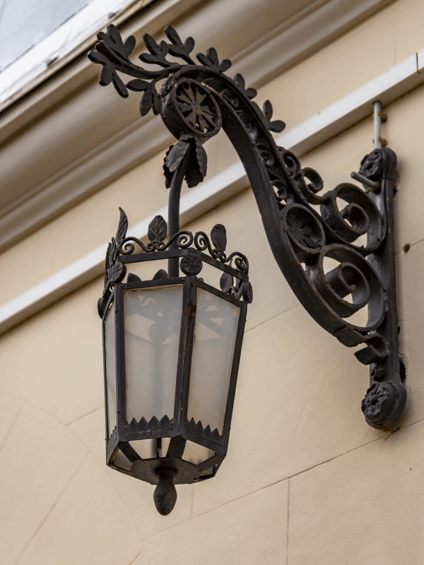 verlichting aan woning