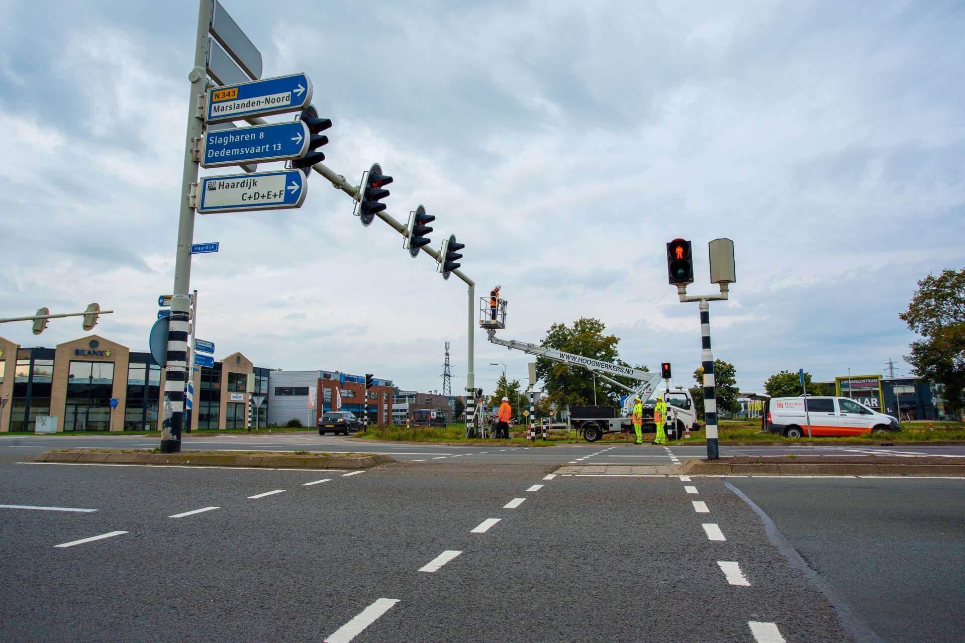 verkeersregelinstallaties